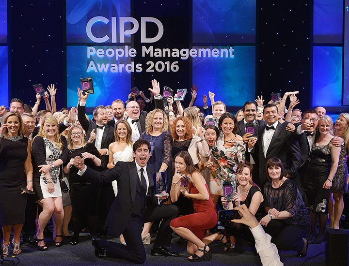 Frimley Health takes top gong at 20th People Management Awards