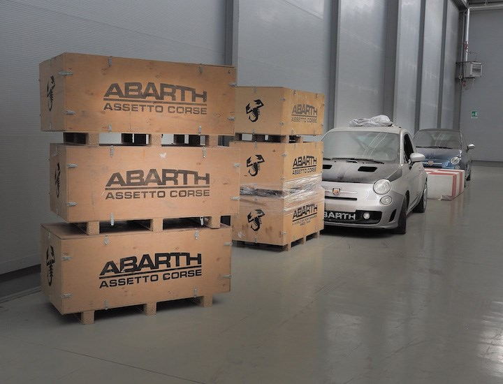 Bringing the tale of Abarth to life
