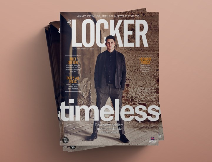 The Locker: a bold new look at Army careers