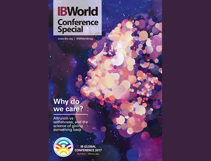 IB World magazine inspires over 1,000 educators