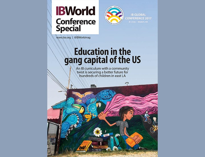 'Special' IB World magazine dispels misconceptions