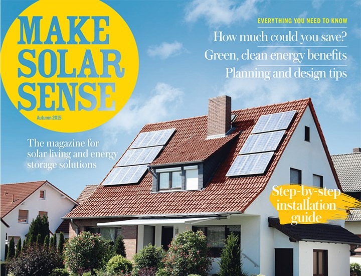 Haymarket launches Make Solar Sense magazine with the BPVA