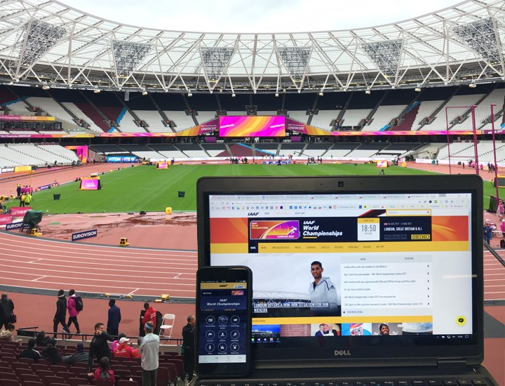 Will the digital team break its own records at London 2017?